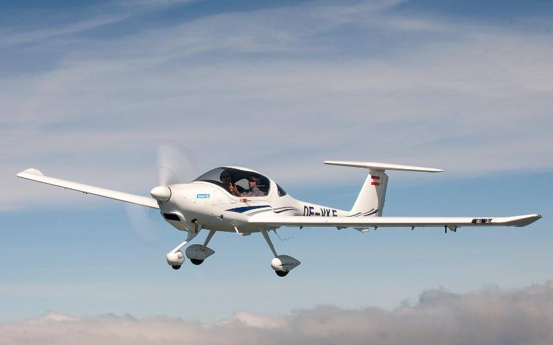 Gill Aviation Diamond aircraft DA20