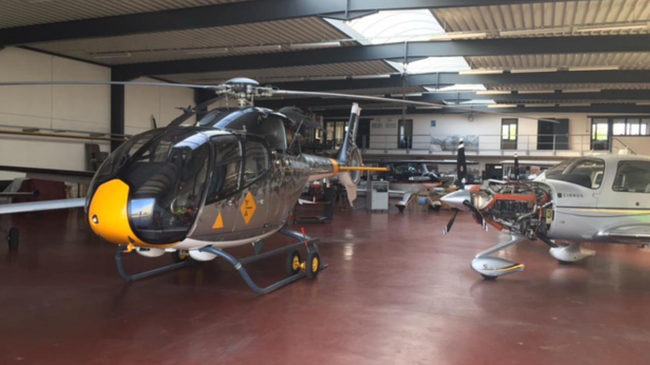 Gill Aviation Airbus helicopters